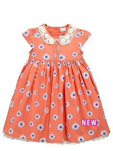 ladybird-girls-crochet-collar-floral-dress