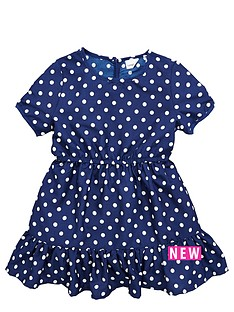 ladybird-toddler-girls-new-print-poly-crepe-dress