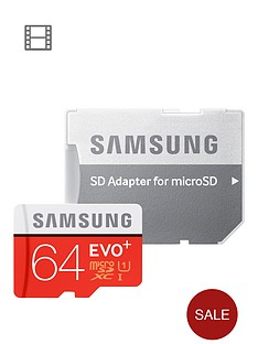 samsung-64gb-evo-plus-micro-sd-xc-memory-card-with-sd-adapter