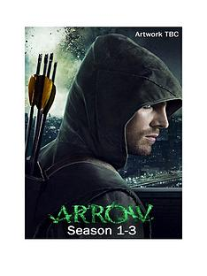 arrow-seasons-1-3