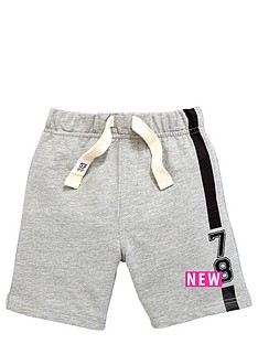 ladybird-toddler-boys-single-essential-sweat-short-grey
