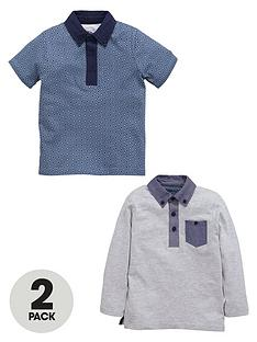 ladybird-boys-short-and-long-sleeve-polo-shirts-2-pack