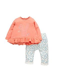 ladybird-baby-girls-bunny-sweater-and-floral-joggers-set-2-piece