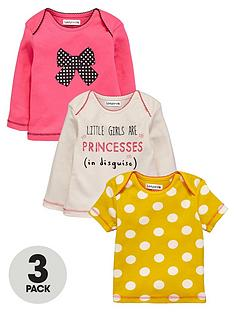 ladybird-baby-girls-long-and-short-sleeve-t-shirts-3-pack