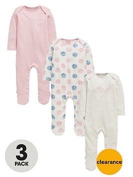ladybird-baby-girls-princess-sleepsuitsnbsp3-pack