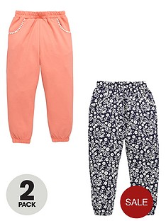 ladybird-girls-traveller-joggers-2-pack