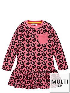 ladybird-toddler-girls-single-essentials-animal-print-dress