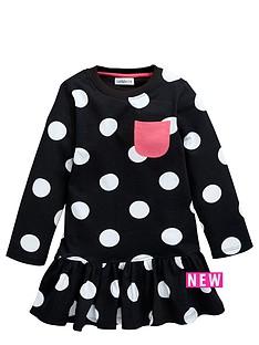 ladybird-toddler-girls-single-essentials-big-spot-dress