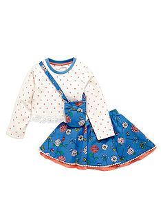 ladybird-girls-spot-and-floral-skirt-top-and-bag-set-3-piece