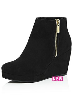 river-island-faux-suede-wedge-boot-with-gold-toned-zip