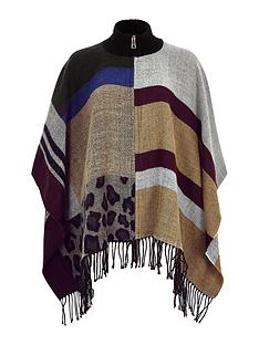 river-island-patchwork-zip-cape