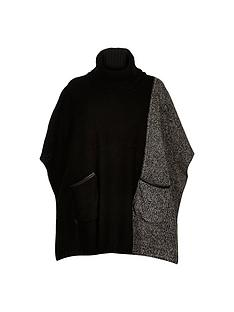 river-island-roll-neck-cape