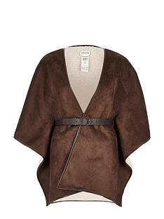 river-island-shearling-cape