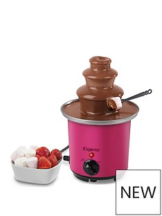elgento-mini-chocolate-fountian