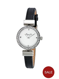 kenneth-cole-kenneth-cole-silver-dial-with-crystals-stainless-steel-case-black-leather-strap-ladies-watch