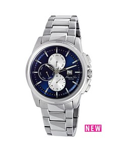 kenneth-cole-kenneth-cole-multifunction-blue-dial-stainless-steel-case-and-bracelet-mens-watch