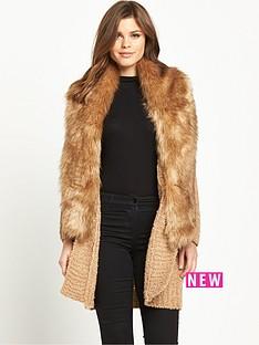 v-by-very-bouclenbspfaux-fur-trim-coatigan