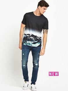 river-island-landscape-t-shirt