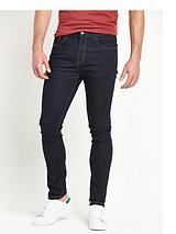 Skinny Fit Denim Jeans