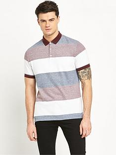 v-by-very-stripe-pique-short-sleevenbsppolo-shirt