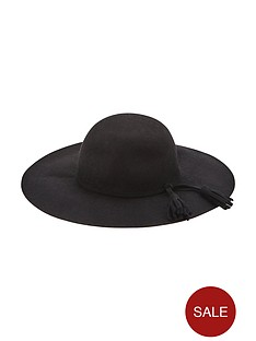 tassle-trim-fedora-hat