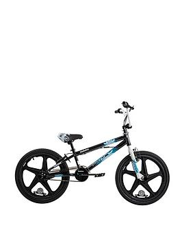 Flite Punisher Boys Bmx Bike 11 Inch Frame