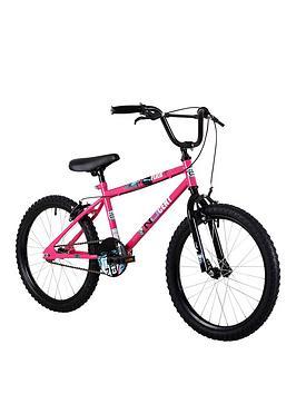 Ndecent Flier Girls Bmx Bike 11 Inch Frame
