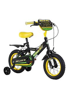Sonic Buzz Boys Bike 8 inch Frame