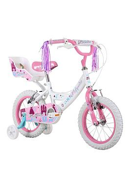 sonic-princess-14in-girls-bike
