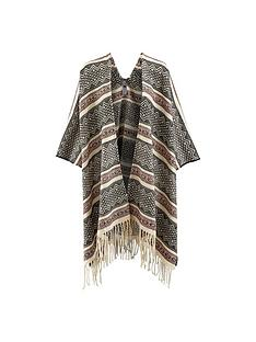 warehouse-aztec-stripe-poncho