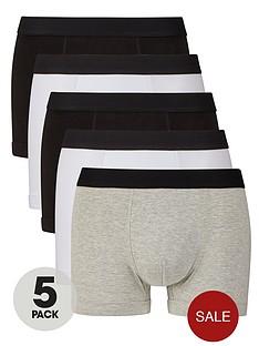 v-by-very-plain-trunks-5-pack