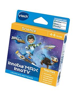 VTech Innotab Software: Miles From Tomorrow