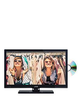 JMB 22 inch Full HD Freeview LED TV With Built-in DVD Player