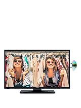 32 inch HD-Ready Freeview LED TV With Built-in DVD Player