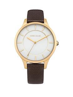 karen-millen-karen-millen-white-dial-brown-leather-strap-ladies-watch