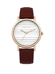 karen-millen-karen-millen-white-dial-purple-leather-strap-watch