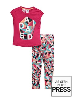 adidas-adidas-little-girl-tee-and-legging-set