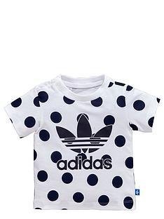 adidas-originals-adidas-originals-baby-denim-spot-trefoil-tee