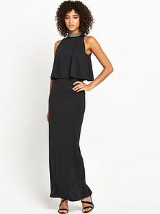 v-by-very-embellished-high-neck-maxi-dress