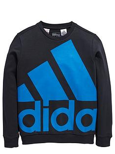 adidas-adidas-yb-large-logo-sweat-top