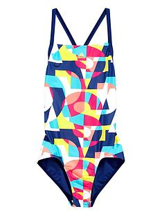 adidas-girls-abstract-print-swimsuit