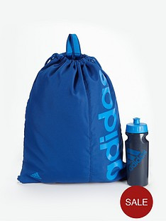 adidas-adidas-gym-bag-and-bottle-set