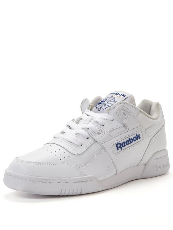 767006a53d0 Reebok Workout Plus Trainers