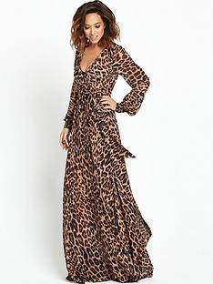 myleene-klass-leopard-maxi-dress