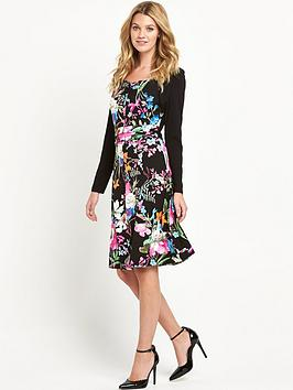 joe-browns-tropical-dress-with-shrug