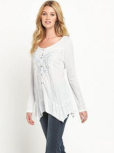 joe-browns-lace-appliqueacutenbspcrinkle-blouse