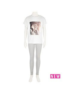 river-island-cropped-tee-and-legging-set