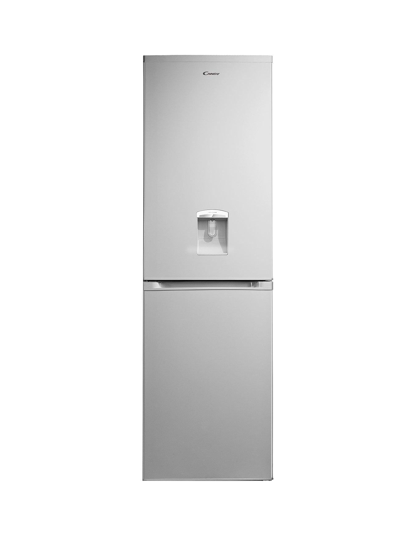 candy ccbf5182awk 55cm frost free fridge freezer with. Black Bedroom Furniture Sets. Home Design Ideas