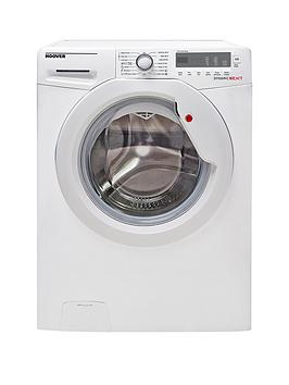Hoover Dynamic Next WDXCE51062 10kg Wash + 6kg Dry, 1500 Spin Washer Dryer - White