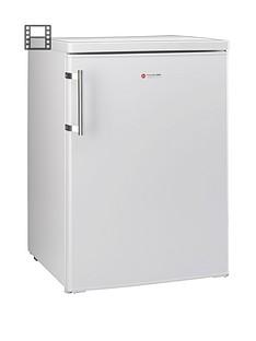 hoover-hfle-6085we-60cm-larder-fridge-with-external-handle-white